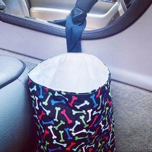 Handbags - New ( handmade ) Reusable car or truck trash bag